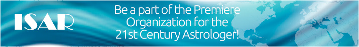 Be a part of the Premiere Organization for the 21st Century Astrologer!